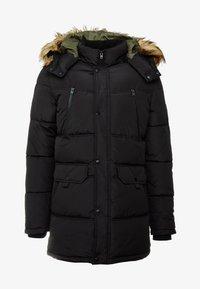 Jack & Jones - JCOMARIO PUFFER - Zimní kabát - black - 5