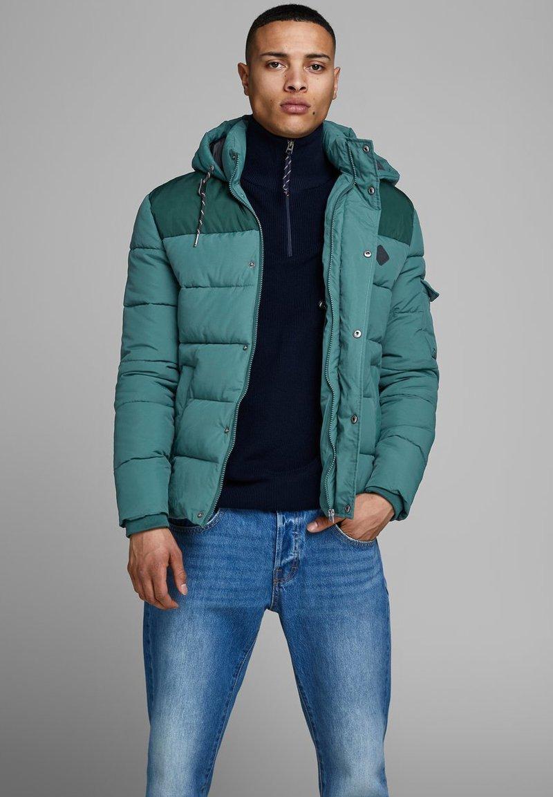 Jack & Jones - Winter jacket - green