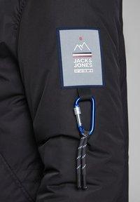 Jack & Jones - Cappotto invernale - black - 3