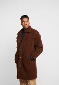Jack & Jones - JORCAL  - Short coat - fudgesickle - 0