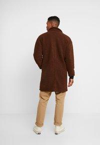Jack & Jones - JORCAL  - Short coat - fudgesickle - 2