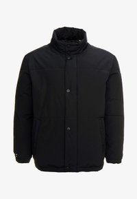 Jack & Jones - JCONOAH SHORT PUFFER - Zimní bunda - black - 4