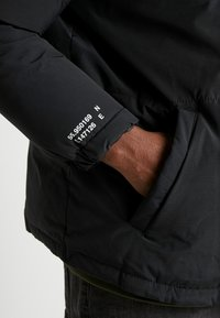 Jack & Jones - JCONOAH SHORT PUFFER - Zimní bunda - black - 5