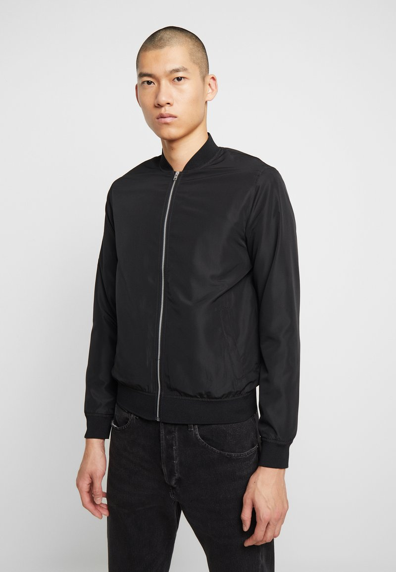 Jack & Jones - JORPARTY - Chaquetas bomber - black
