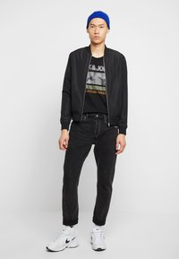 Jack & Jones - JORPARTY - Chaquetas bomber - black - 1