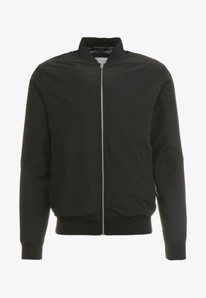 JORPARTY - Giubbotto Bomber - black