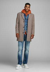 Jack & Jones - Short coat - light brown - 1