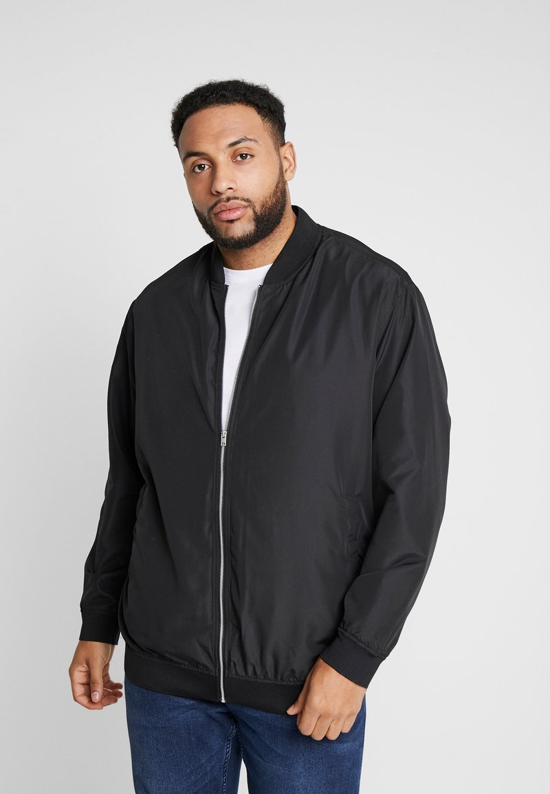Jack & Jones - JORPARTY BOMBER  - Blouson Bomber - black
