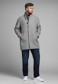Jack & Jones - Short coat - light grey melange - 1