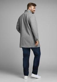 Jack & Jones - Short coat - light grey melange - 2
