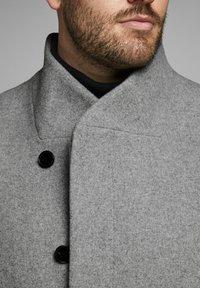 Jack & Jones - Short coat - light grey melange - 4