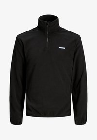 Jack & Jones - Fleece jumper - black - 0
