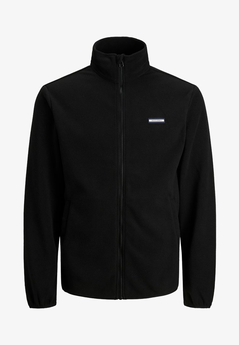Jack & Jones - Fleecejacka - black