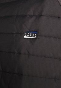 Jack & Jones - JCOTOBY JACKET - Light jacket - black - 6