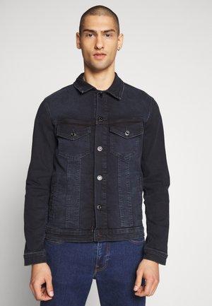 JJIALVIN JJJACKET  - Denim jacket - blue denim