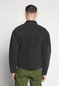Jack & Jones - ICHASE JACKET - Denim jacket - black denim - 2