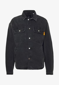 Jack & Jones - ICHASE JACKET - Denim jacket - black denim - 5