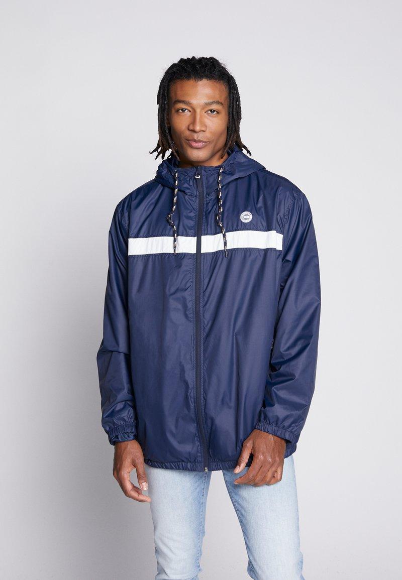Jack & Jones - JORCOTT LIGHT JACKET - Summer jacket - navy blazer