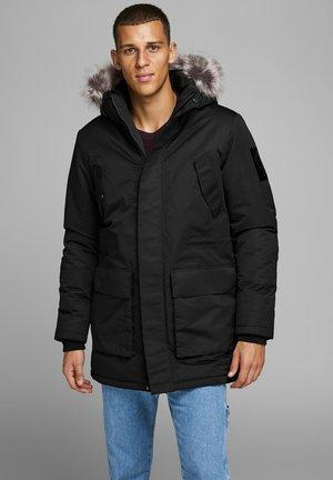 Winter coat - black