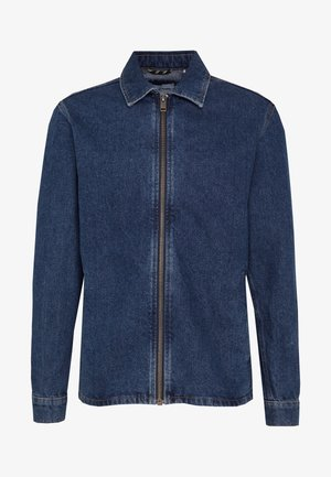 JCODENIM OVERSHIRT - Giacca di jeans - blue denim