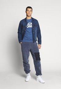 Jack & Jones - JJIALVIN - Denim jacket - blue denim - 1