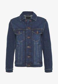 Jack & Jones - JJIALVIN - Denim jacket - blue denim - 4