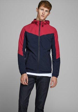 JCOSPRING LIGHT JACKET - Summer jacket - rio red