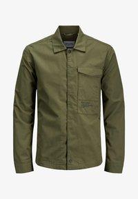 Jack & Jones - Light jacket - winter moss - 6