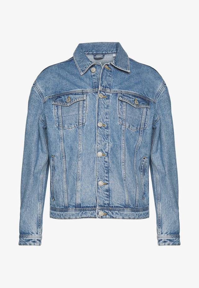 JJIJEAN JJJACKET - Jeansjacke - blue denim