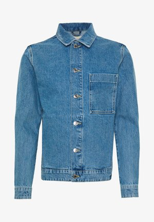 JJITOD JJJACKET  - Džínová bunda - blue denim