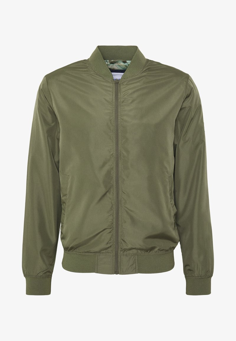 Jack & Jones - JORVEGAS  - Bomberjacka - dusty olive
