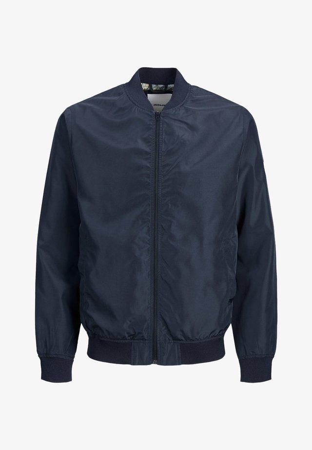JORVEGAS JACKET - Bomberjacke - navy blazer