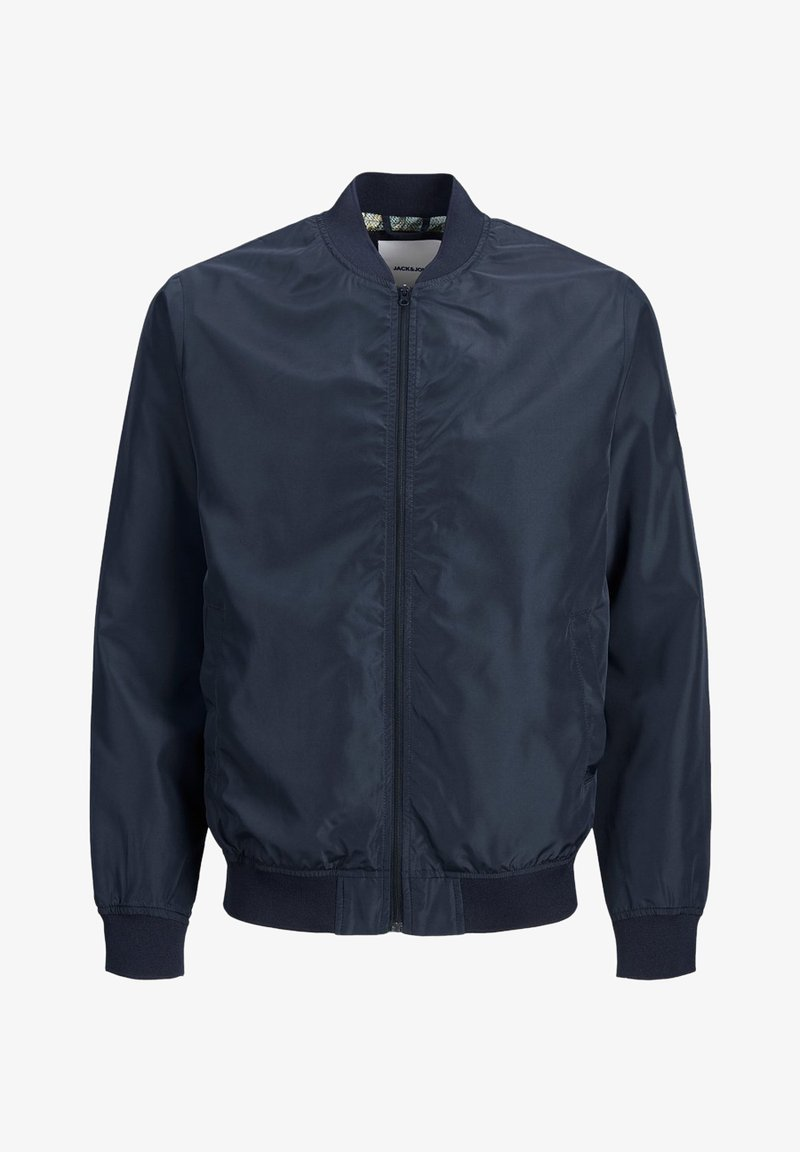 Jack & Jones - JORVEGAS JACKET - Bomberjacks - navy blazer