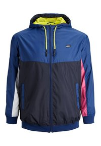 Jack & Jones - Summer jacket - navy peony - 0