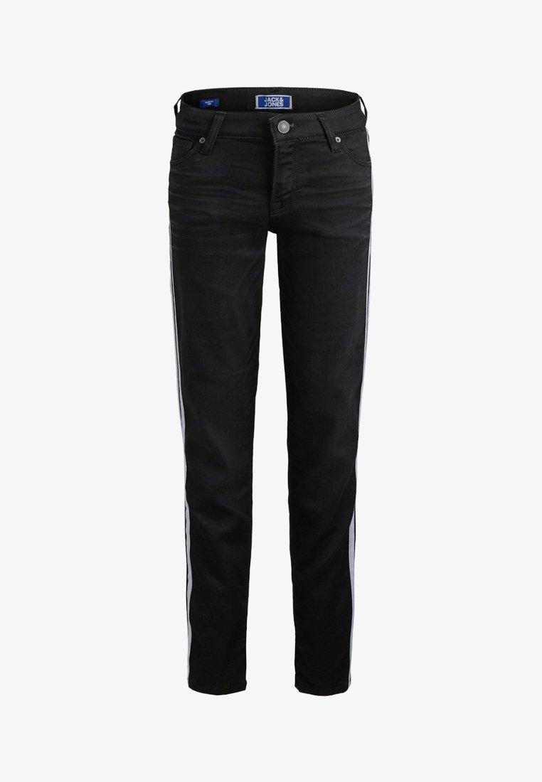 Jack & Jones Junior - Jeans slim fit - black denim