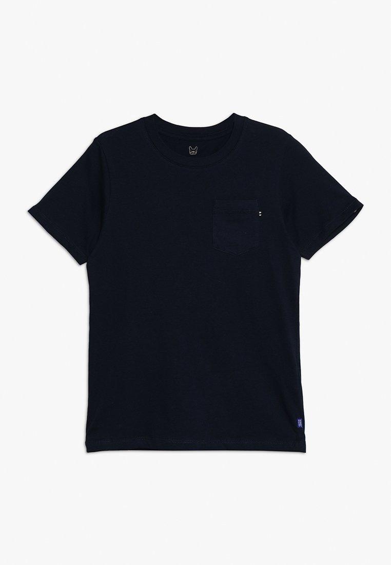 Jack & Jones Junior - JJEPOCKET - Camiseta básica - navy blazer