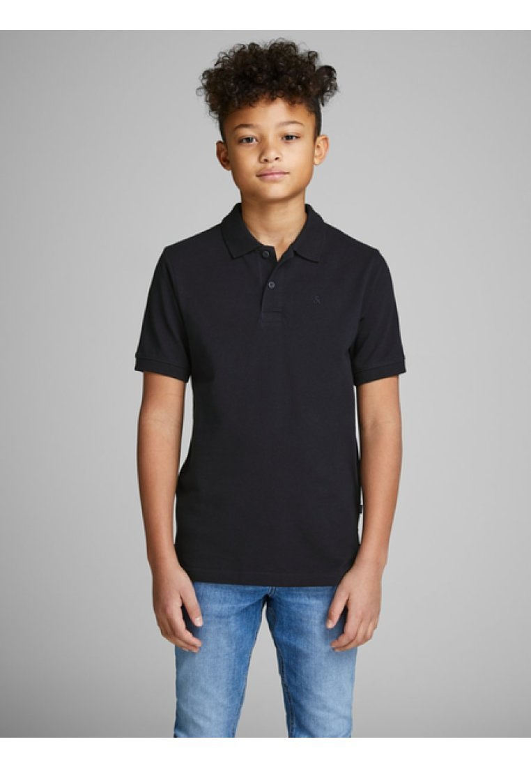 Jack & Jones Junior - EINFARBIGES JUNIOR - Polo shirt - navy