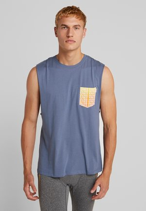 JCOOPTIMUS MUSCLE - Top - china blue