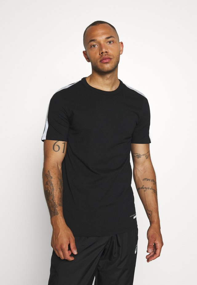 JCOJORDY TEE CREW NECK - T-Shirt basic - black