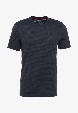 JCOSPARK TEE CREW NECK SLIM FIT - T-shirt imprimé - sky captain