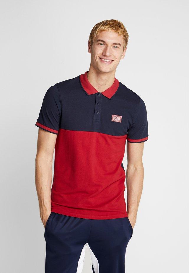 JCOZERO  - Polo shirt - rio red