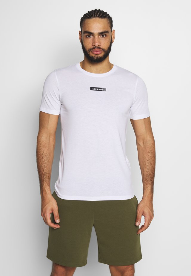 JCOZSS TEE - T-shirts basic - white