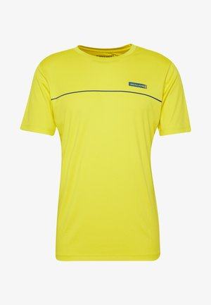 JCOZSS PERFORMANCE TEE - T-shirt imprimé - sulphur spring