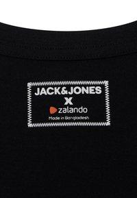 Jack & Jones Performance - JCOZLS TEE - Top sdlouhým rukávem - black - 5
