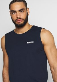 Jack & Jones Performance - JCOZSLEEVELESS - Top - sky captain - 4