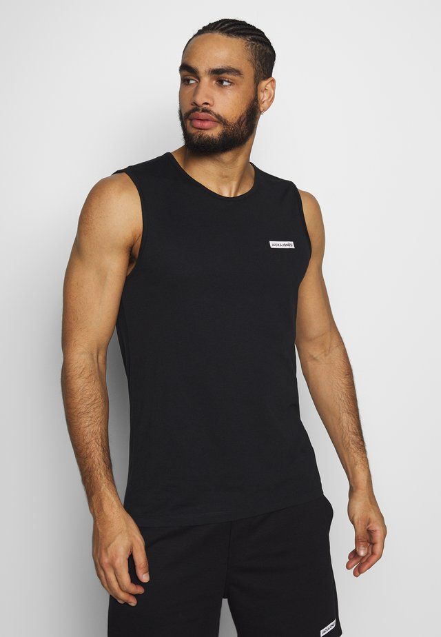 JCOZSLEEVELESS - Toppi - black