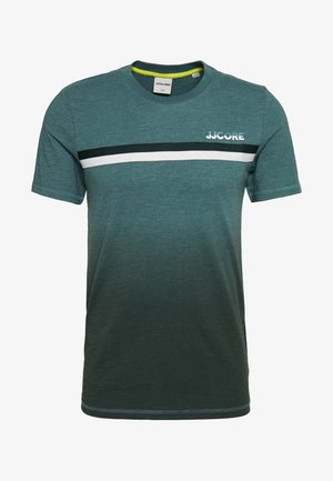 JCOFADE TEE CREW NECK - Print T-shirt - north atlantic