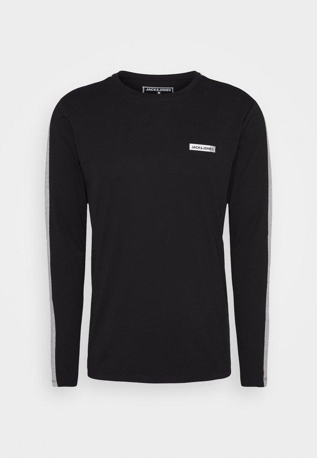 JCOZ SPORT TEE - T-shirt à manches longues - black