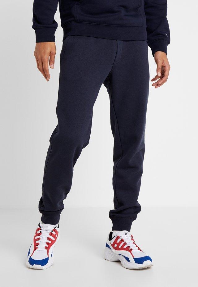 JJIGORDON JJSOFT PANTS - Tracksuit bottoms - navy blazer