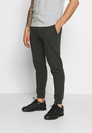 JJIGORDON JJSOFT PANTS - Tracksuit bottoms - forest night